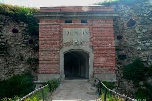 Forty Srebrna Góra - Donjon