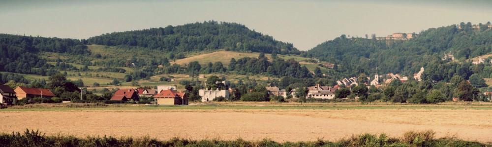 Srebrna Góra - panorama