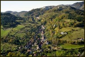 Srebrna Góra - miasto