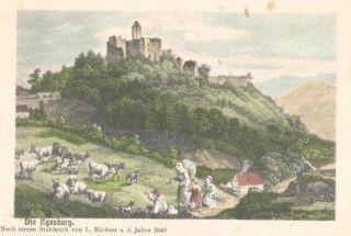 Zamek Grodno - ze zbiorów Wratislaviae Amici